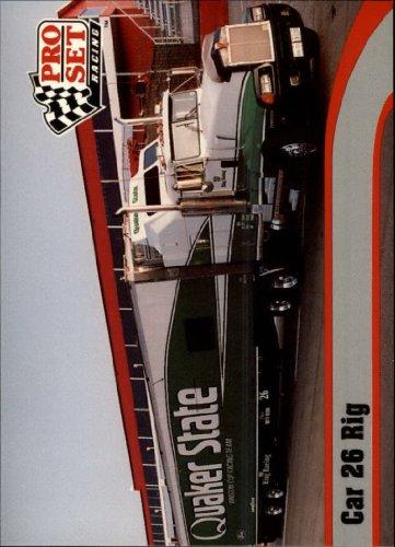 1992 Pro Set #222 Brett Bodine's Transporter