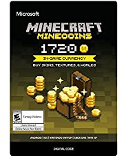 Minecraft: Minecoins Pack: 1720 Coins - Xbox One [Digital Code]