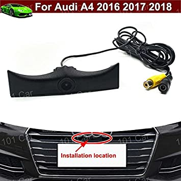 Yilaite Waterproof Auto Vehicle Automobile Car Front View