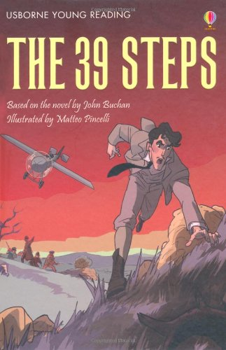 the 39 steps hardcover - 4
