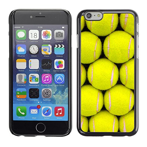Hülle Case Schutzhülle Cover Premium Case // V00002437 Tennisbälle // Apple iPhone 6 6S 6G PLUS 5.5""