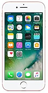 Apple iPhone 7 Smartphone Libre Oro Rosa 32GB (Reacondicionado)