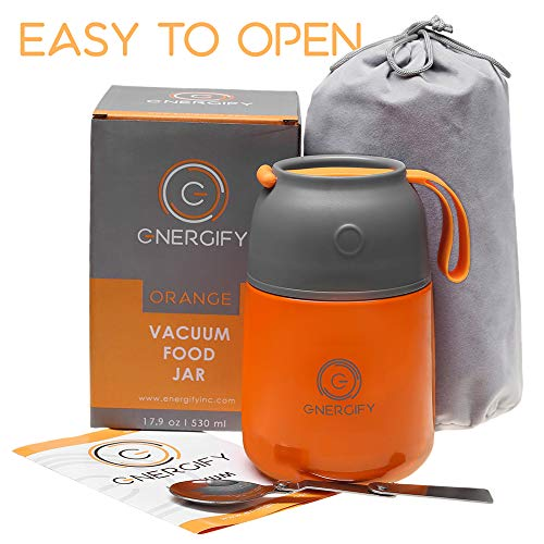 Energify Vacuum Insulated Food