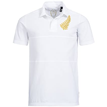 adidas All Blacks Rugby Legacy Camiseta Nueva Zelanda f88424, Weiß ...