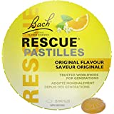 Rescue Remedy Pastilles Orange and Elder |Natural Stress Relief in a Candy Form | 35  Pastilles | Pack of 6