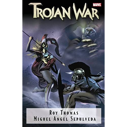 The Trojan War (Marvel Illustrated)