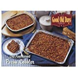 Good Old Days Pecan Cobbler, 5 Pound -- 2 per case.