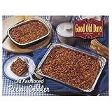 Good Old Days Pecan Cobbler, 5 Pound -- 2 per case.
