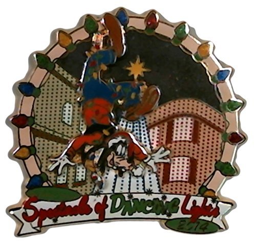 - Disney Pin - Spectacle of Dancing Lights 2014 - Goofy - 106518