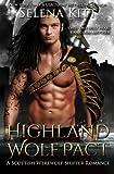 Highland Wolf Pact: A Scottish Werewolf Shifter Romance