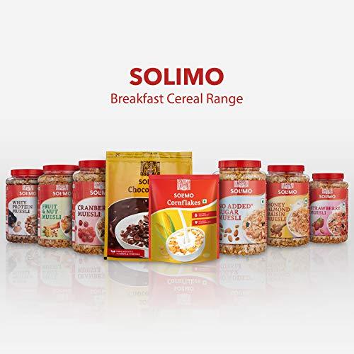 Amazon Brand – Solimo Corn Flakes, 500g