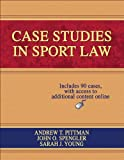 img - for Case Studies in Sport Law With Web Resource book / textbook / text book
