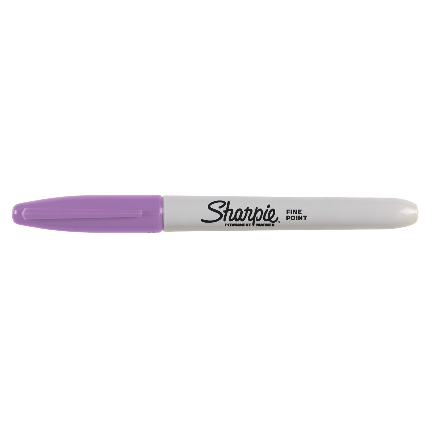 Sharpie marqueurs permanents pointe fine Box of 12 Red