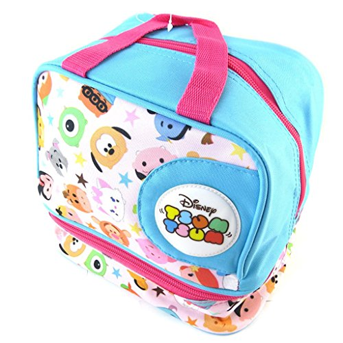 Toma Muy Barato Bag designer Disney Tsum Tsumrosa blu - 21x19x15 cm. Aclaramiento De Encontrar Grandes Venta Asequible IEW84qeAa