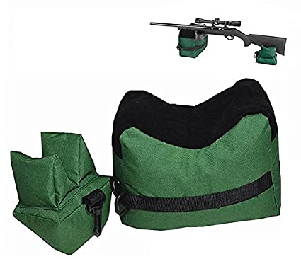 Peachy Wsobue Shooting Gun Rest Bags Unfilled Front Rear Dead Shot Sand Bag For Rifle Hunting Pdpeps Interior Chair Design Pdpepsorg