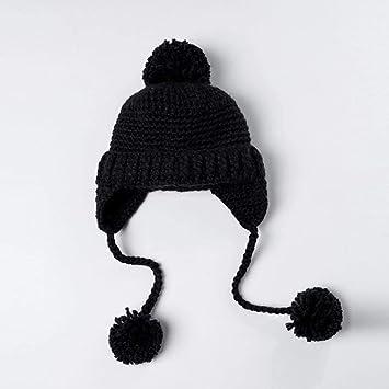 Shining-hat Gorros de Punto de esquí Gorro de Lana de Punto Gorras ...