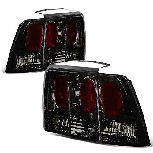 DNA MOTORING TL-AT-FM99-SM Tail Light Assembly, Driver and Passenger Side