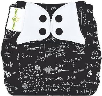 Elemental Todo en Uno pañal de tela - Snap - Albert - One Size