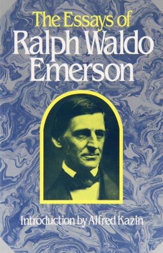 The Essays of Ralph Waldo Emerson (Belknap Press)