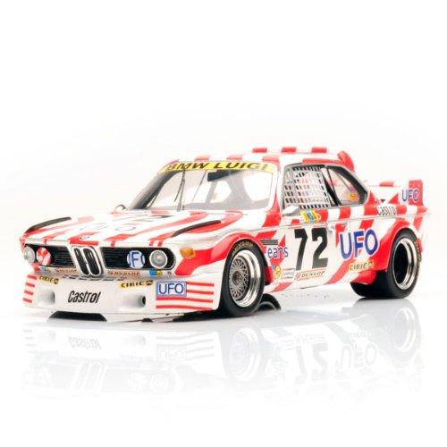 1/43 BMW 3.0 CSL 1977年ル・マン24時間 #72 ドライバー:T.Walkinshaw/E.Joosen/C.Devael S1574
