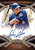 2014 Topps Tier One New Guard Autographs #NGA-WFL Wilmer Flores Certified Autograph Baseball Card - Only 399 made! - Near Mint to Mint