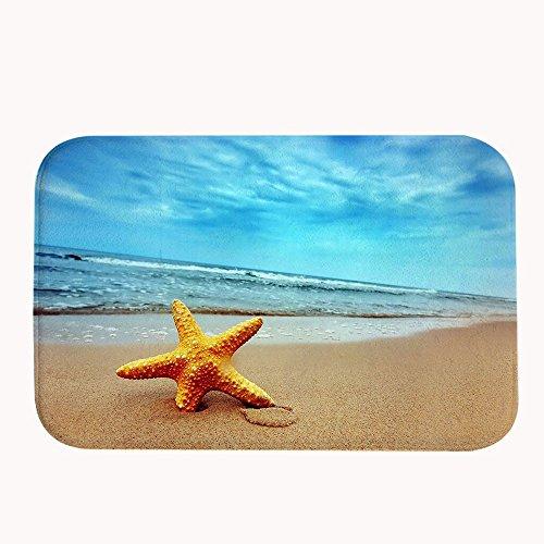 DCKLOIK-Starfish-Beach-Indoor-Outdoor-Welcome-Doormat-Bedroom-Bath-Floor-Entrance-Mat-Rug-Carpet-Anti-Slip