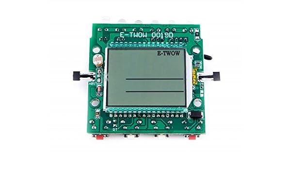 LCD Pantalla Cuentakilómetros unidad de control, para ...