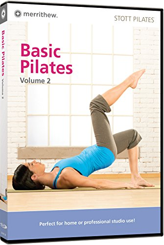 STOTT PILATES Basic Pilates Volume 2