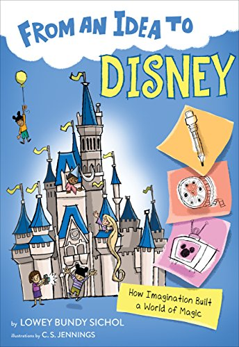 From an Idea to Disney: How Imagination Built a World of Magic (English Edition)