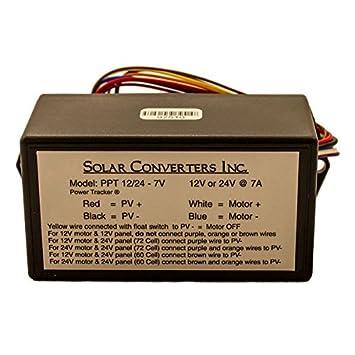 SOLARCON PPT 12 24 7A 24VDC LCB PUMP CONTROL
