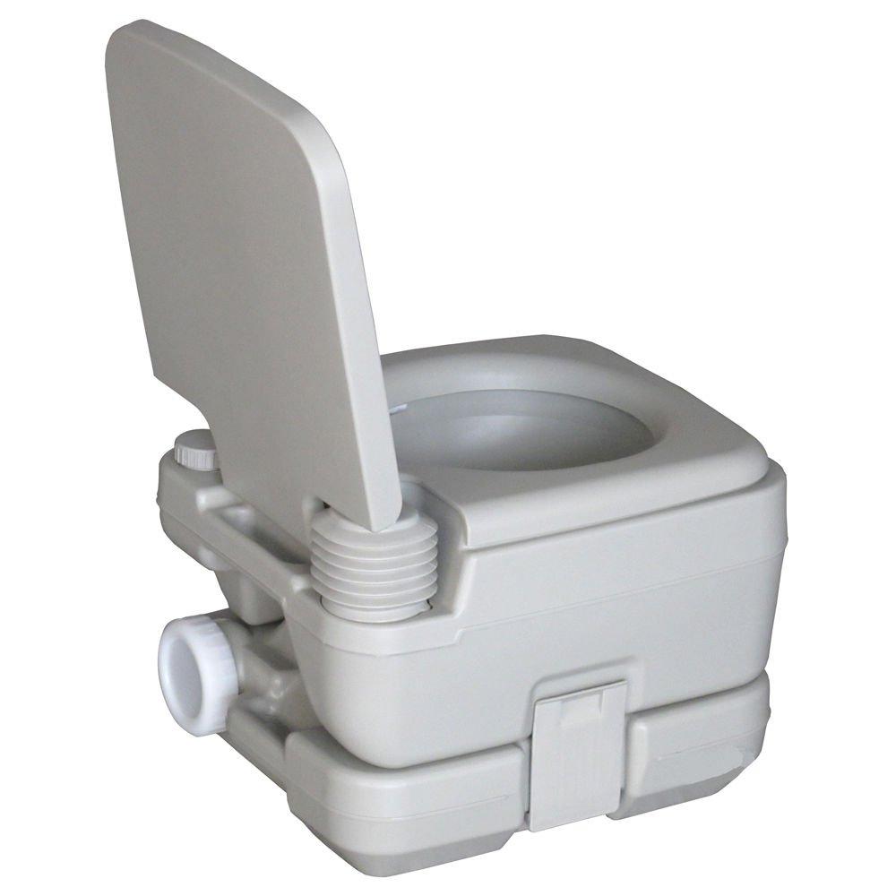 10L PortableFlush Toilet Camping Potty Boat Trip by FDInspiration (Image #1)