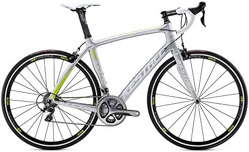 2015 Kestrel RT-1000 Shimano Dura Ace 3055422247 Grey/Citrus 47CM Road Bike