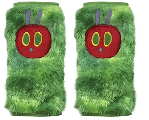 Eric Carle Very Hungry Caterpillar Plush Embroidered Strap Cover