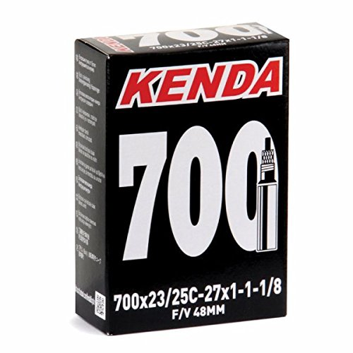 Kenda Tube - Kenda 700X23/25 (27X11-1/8) PV 48mm Smooth Valve