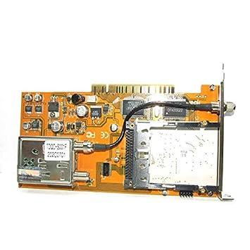 Sin marca TARJETA SINTONIZADORA TV SATELITE PCI Y PCMCIA ...