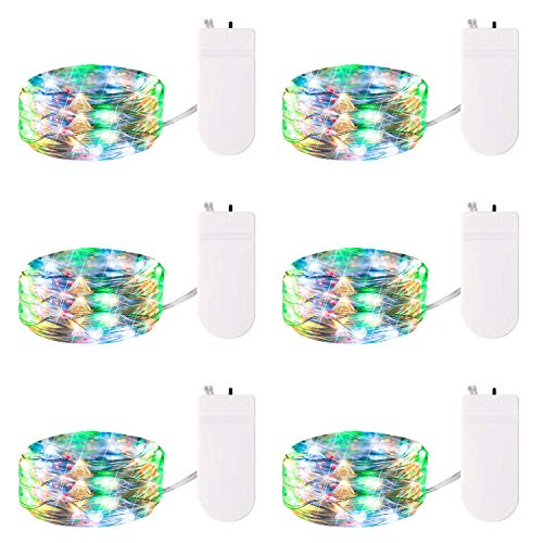 Multi Colored Led Twinkle Lights