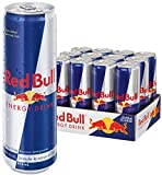 Red Bull Regular 12X473ml, 12-Count