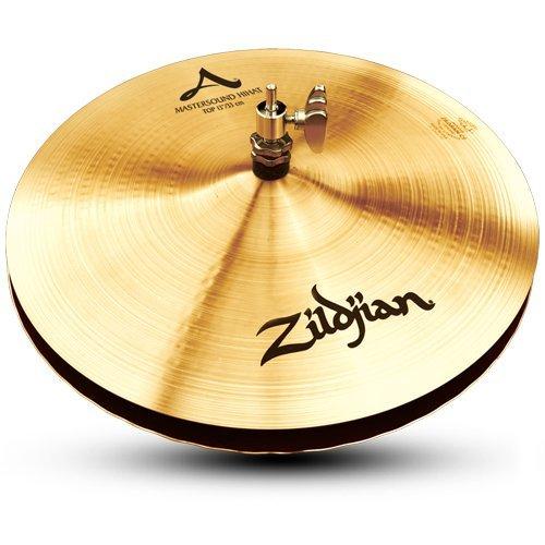 Zildjian A Series 13 Mastersound Hi Hat Cymbals Pair [並行輸入品]   B078HLR65B