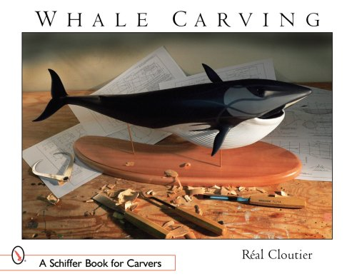 Whale Carving (Schiffer Book for Carvers)