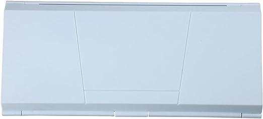 Caja vacía para paletas de acuarela, 12 x 26,4 cm, con 24 unidades: Amazon.es: Hogar