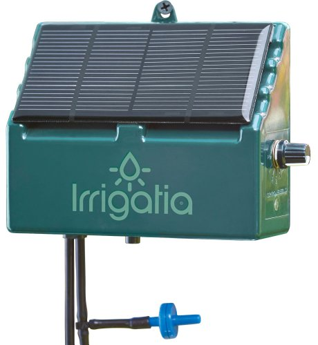 solar powered rain barrel pump - 8