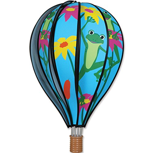 Hot Air Balloon 22 In. - Frogs ()