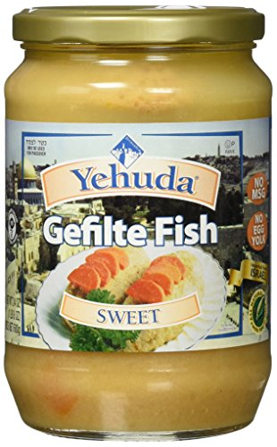 Yehuda Fish Gelfilte Sweet ()