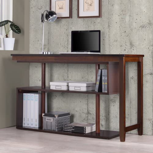 International Caravan Furniture Piece Virginia II Swing Out Desk