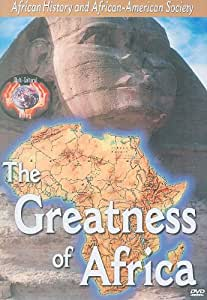 Greatness of Africa [Import]