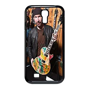 U2 Rock Band Popular posters phone Case Cove For SamSung Galaxy S4 Case JWH9208681