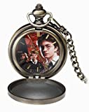 "Rare Out Of Production Harry Potter ""Goblet Of Fire"" Pocket Watch HC0220"
