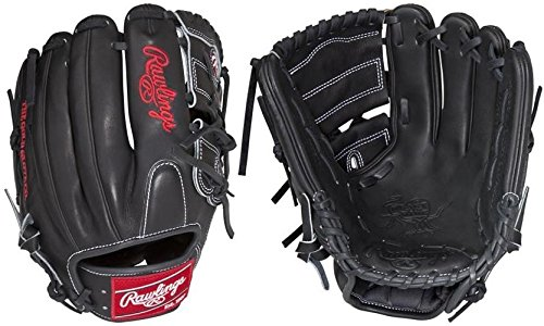 Rawlings Heart of The Hide Baseball Glove, Regular, 2-Piece Solid Web, 12 Inch ()