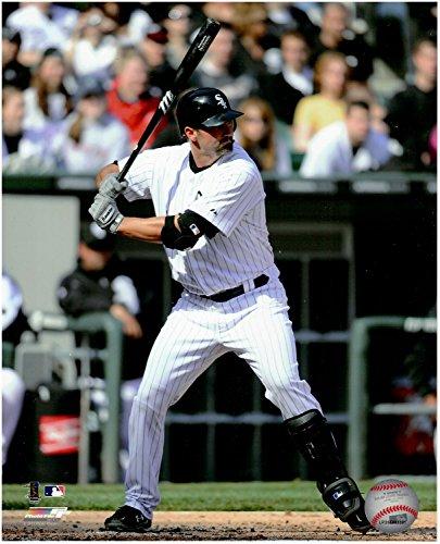 - Paul Konerko Chicago White Sox Unsigned Licensed Baseball Photo