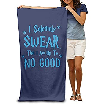 Beach Towel That I Am Up To No Good Funny Microfiber Towel